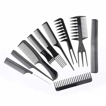 Hair Brushes and Combs